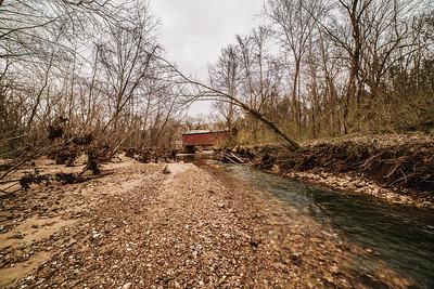 Sandy Creek Covered Bridge State Historic Site