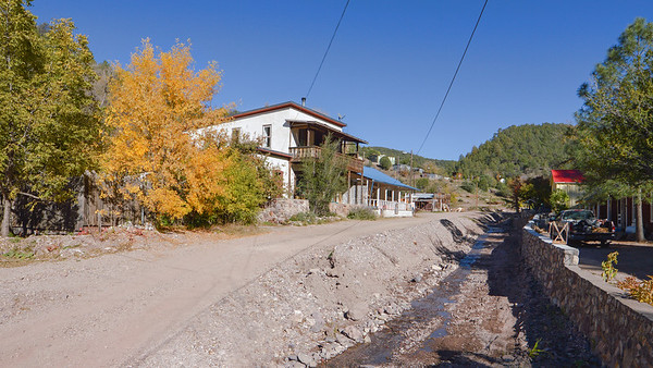 Mogollon, October, 2014
