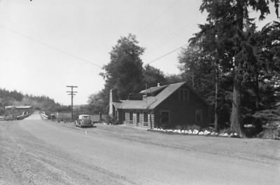 Today's Nehalem River Inn in 1937.