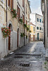 One of the many streets and alleys I took photos of in Agnone.