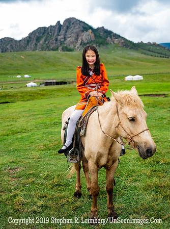 Tsolmongrerel on Horse Copyright 2019 Steve Leimberg UnSeenImages Com _DSF0852
