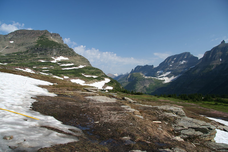 Logan Pass - Glacier National Park