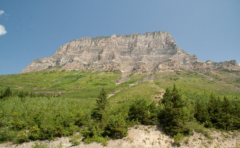 Chief Mountain - Glacier National Park
