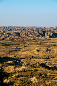 More Theodore Roosevelt National Park.