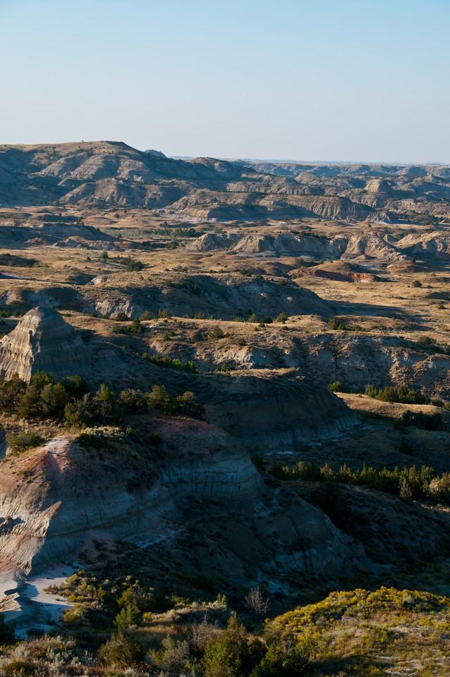 Ole last shot of Theodore Roosevelt National Park.