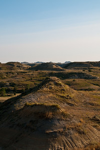 This is in North Dakota... apparently, we're at the Northern edge of the Badlands.