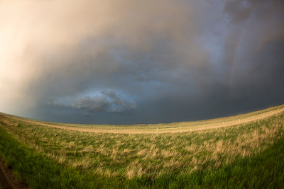 Storm chasing 2014 - Montana