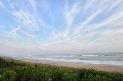 Cirrus sunset, Montauk