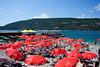 The promenade, Herceg Novi, Montenegro