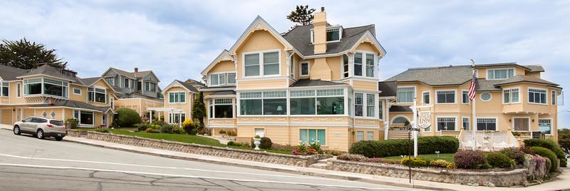 The 7 Gables Inn<br /> Monterey, CA