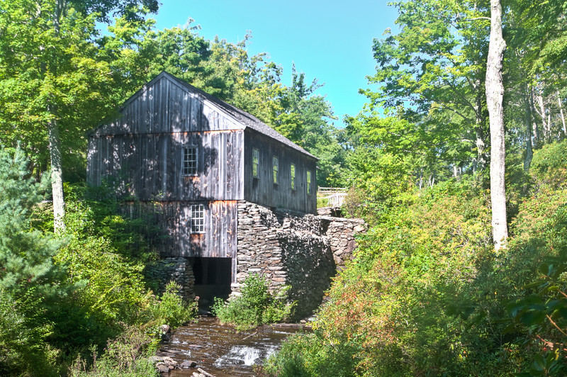 Saw Mill in HDR