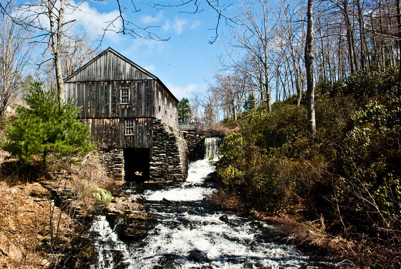 Old Sawmill, Moore SP, Paxton, MA