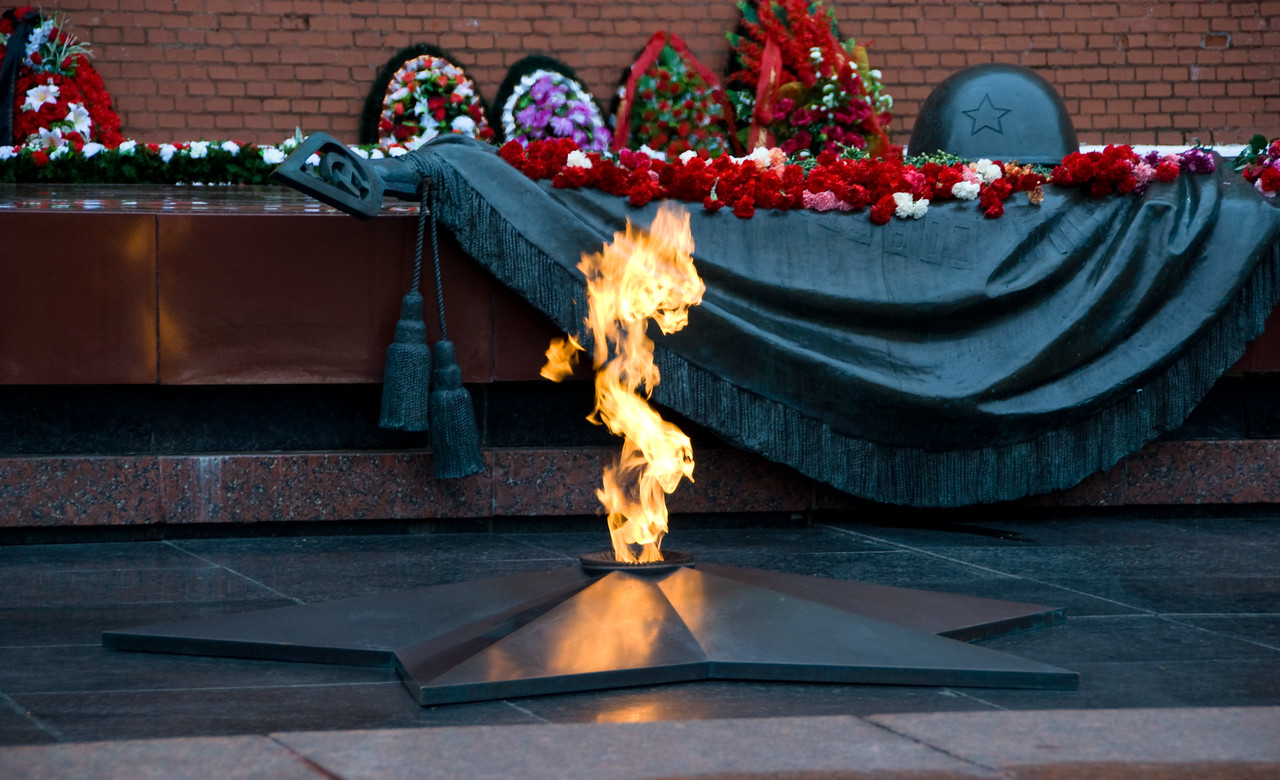Eternal flame
