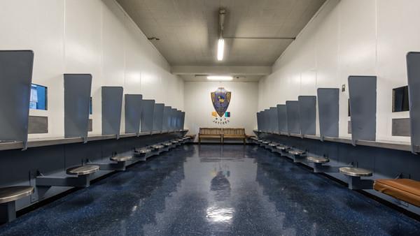 Visitation Area (inmate side)