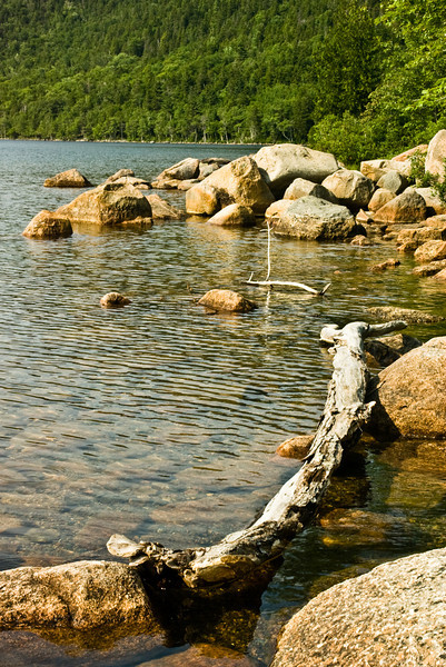 A lake at Acadia NP