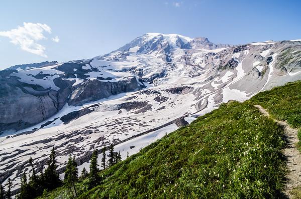 Mount Rainiers Peak