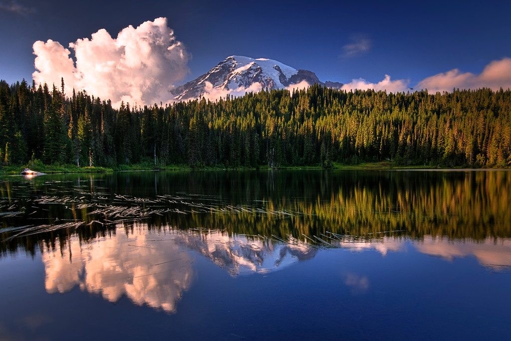 Reflection Lakes