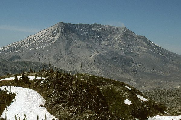 Mount St. Helens 1987
