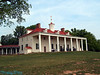 The back of Mount Vernon.