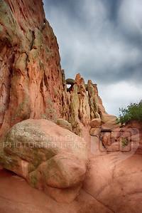 Colorado Garden of the Gods--12