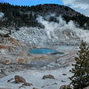 Bumpass Hell<br /> Stitched Panorama