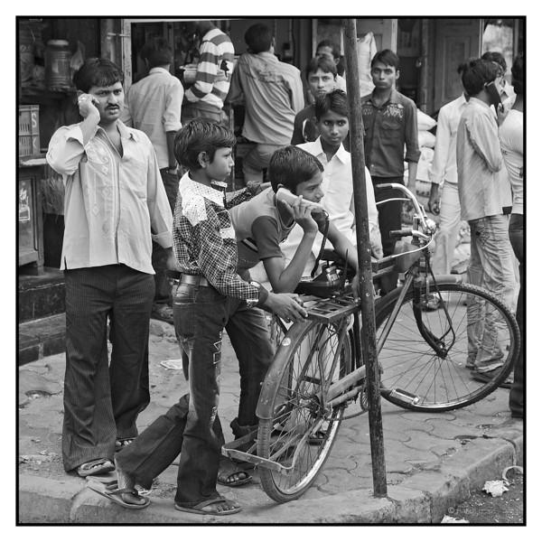 Hello? Hello? Hello? <br /> Kamathipura, Mumbai