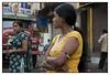 Waiting... <br /> Kamathipura, Mumbai<br /> <br /> Shot 'blind' with camera at waist level.