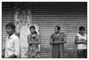 Passing by... <br /> Kamathipura, Mumbai<br /> <br /> Shot 'blind' with camera at waist level.