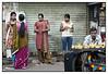 Kamathipura, Mumbai<br /> <br /> Shot 'blind' with camera at waist level.