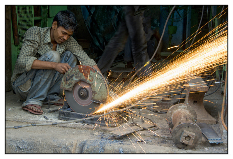 Kumbharwada, Mumbai Kumbhar-wada: Kumbhar means a potter in many Indian languages and wada means an area.  Selective colour pic is here:<br> http://hershy.smugmug.com/Photography/Mumbai-my-city/Kamathipura-Kumbharwad/15310394_rtE3U#1392116740_XchHwdK-A-LB