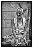 Mahalakshmi Temple<br /> A priest