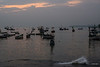 "4th year Pic 249 - Nov - 07 2012. <span style=""color:yellow"">Sunset </span>, Koli Fishermen village, Mumbai <span style=""color:cyan"">Critiques welcome! </span>  THANK YOU SO MUCH for voting my 'Lost in thought' at #1 position yesterday!"