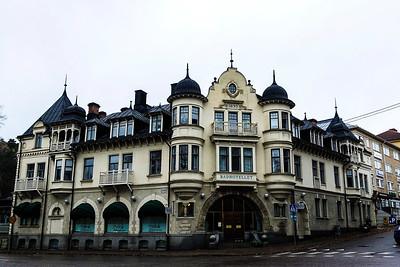 Badhotellet, Södertälje