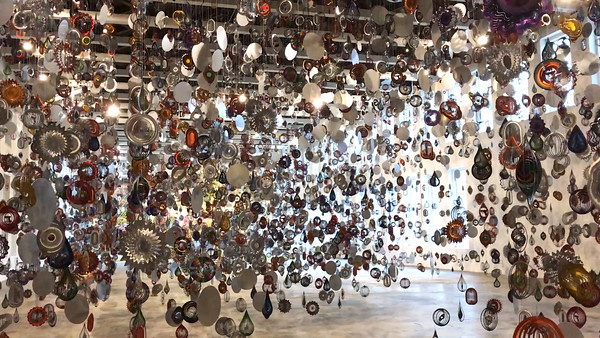 "Video: Nick Cave's ""Until"" at Mass MoCA"