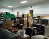 Stuff stored in the garage