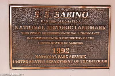 S.S. Sabino 1908, 57 foot