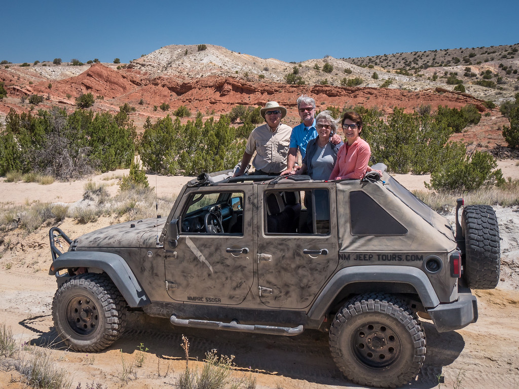 JEEP TOUR NEAR ALBUQUERQUE
