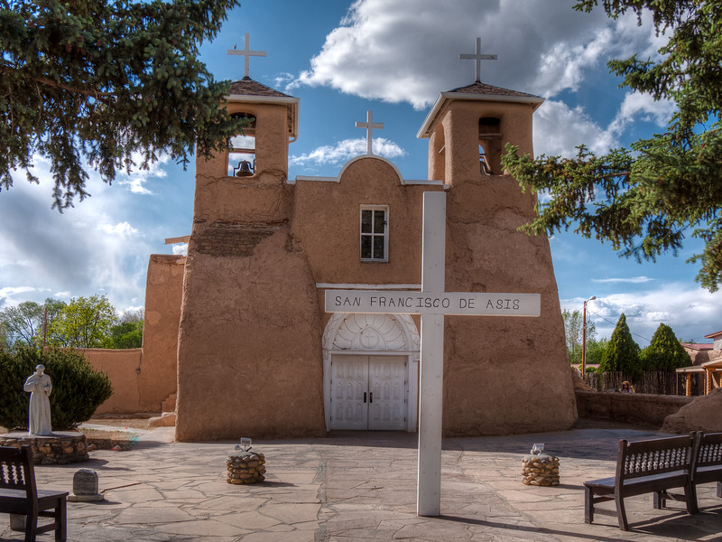 CHURCH IN TAOS