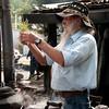 Making gold miner tea
