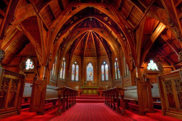 St. Paul's Church, Wellington