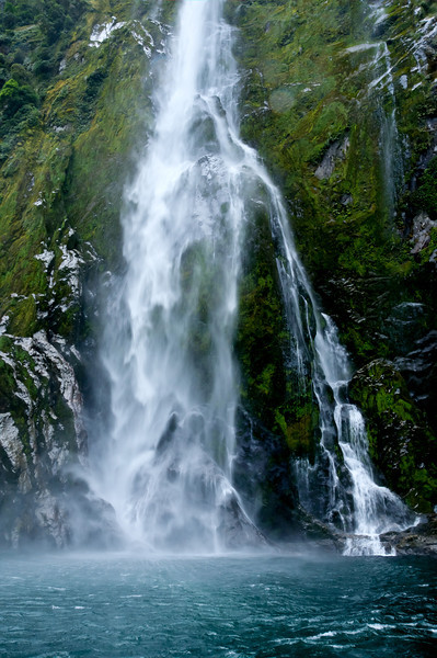 Falls, Milford Sound