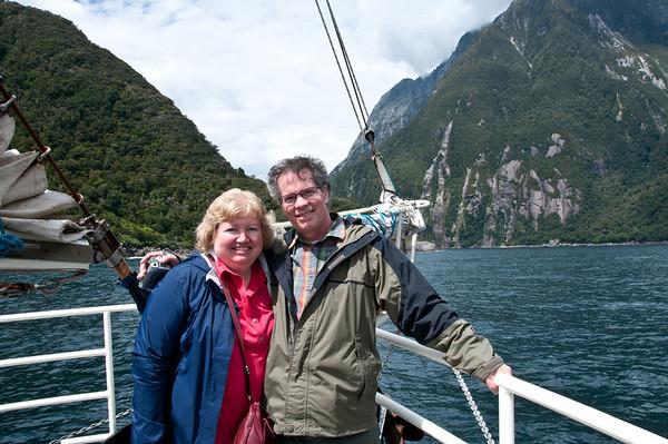 Lori & Ross from Minnesota