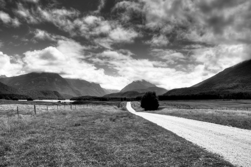 Dart River Valley, near Glenorchy