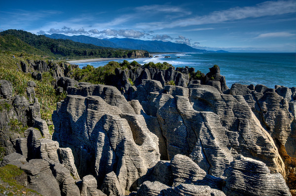 Pancake Rocks, Paparoa National Park