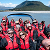 Dart River jet boat tour
