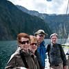 cruising on Milford Sound