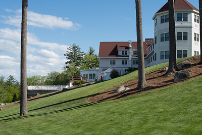 20150522.   White Mountain Hotel and Resort, Conway, New Hampshire.