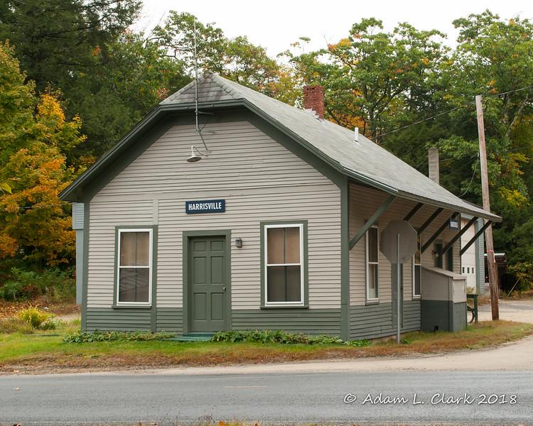 Harrisville Depot - Harrisville, NH