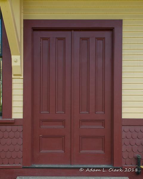 One of the doorways
