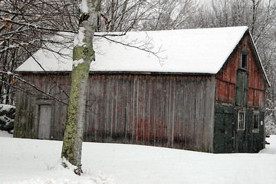 barn in Merrimack, NH